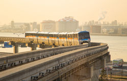 Tokyo Monorail Stock Photo