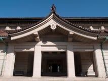 Tokyo-Nationalmuseum Stockfotos