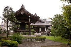 Japan, Tokyo near the temple of Sensoji in Asakusa royalty free stock image