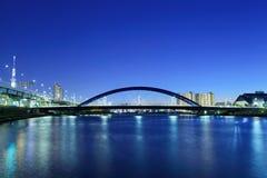 Tokyo night Stock Photography