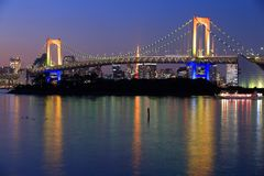 Tokyo night Royalty Free Stock Photo