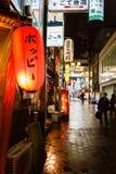 Tokyo Nightlife Royalty Free Stock Photos