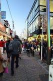 TOKYO - NOV 24 : People walk Takeshita street Stock Photography