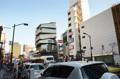 TOKYO -NOV 21: Unidentified tourists around Asakusa Culture Tour Royalty Free Stock Photography