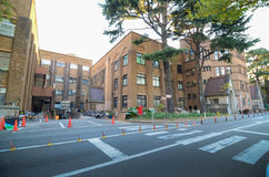 Tokyo - November 22: The University of Tokyo, abbreviated as Tod Royalty Free Stock Photo