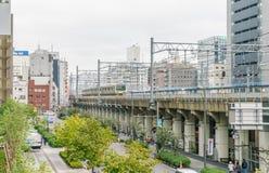 TOKYO 26 NOVEMBER: JR Akihabara Staion op 26 NOVEMBER, 2015 Het Royalty-vrije Stock Foto's