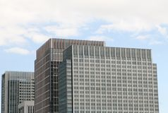 Tokyo office building Stock Image