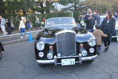 Tokyo-Oldtimer-Festival in Japan Lizenzfreie Stockbilder