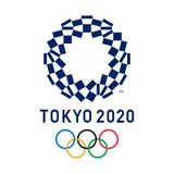 Tokyo 2020 Olympics Logo Editorial Vector. Tokyo 2020 Olympics Tournament Logo Editorial Vector Olympics in Japan stock illustration