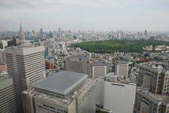 Tokyo Panarama Stock Photo