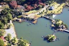 Tokyo park Stock Image