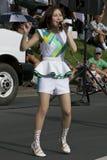 Tokyo Pop Chanteuse Royalty Free Stock Photo
