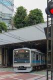 Tokyo Rail Stock Photos