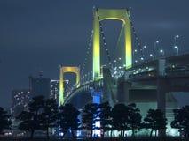 Tokyo rainbow bridge Stock Photography