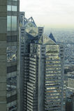 Tokyo reflections Stock Image