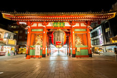 Tokyo Sensoji temple Royalty Free Stock Images