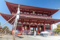 Tokyo - Sensoji temple Royalty Free Stock Image