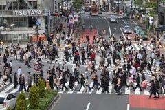 Tokyo - Shibuya Royalty Free Stock Photo