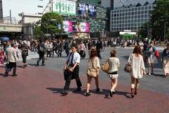 Tokyo - Shibuya Photos stock