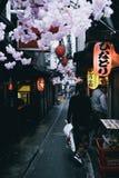 Tokyo Shinjuku stock fotografie
