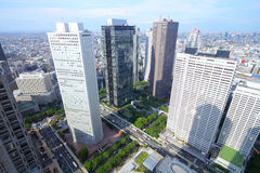 Tokyo - Shinjuku Royalty Free Stock Photography
