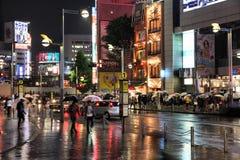 Tokyo - Shinjuku Stock Photography