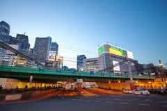 Tokyo Shinjuku Stock Photo