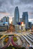 Tokyo at Shinjuku Royalty Free Stock Images