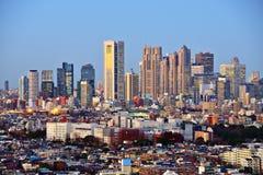 Tokyo at Shinjuku Stock Image
