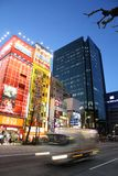 Tokyo shopping Stock Image