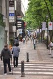 Tokyo shopping Stock Images