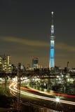 Tokyo sky tree Royalty Free Stock Photography