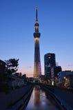 Tokyo sky tree Stock Photo