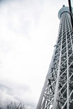 Tokyo sky tree at Japan on April 1, 2017 | Landmark tourism in Asia Royalty Free Stock Image