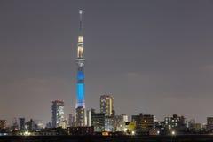 Tokyo sky tree Stock Photography