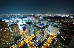 Tokyo Skyline Royalty Free Stock Photos