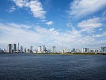 Tokyo skyline Stock Photography