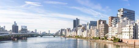 Tokyo Skyline Japan Stock Images