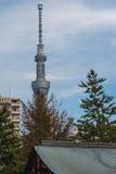 Tokyo Skytree è la torre più alta nel mondo Fotografia Stock