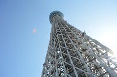 Tokyo Skytree Royaltyfria Foton