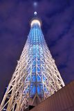 Tokyo Skytree fotografie stock