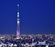 Tokyo Skytree Royalty Free Stock Image