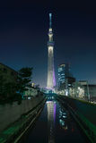 Tokyo Skytree Royalty Free Stock Photography