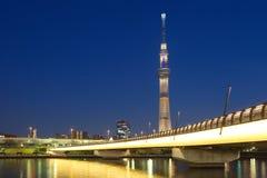 Tokyo Skytree landmark Royalty Free Stock Photography