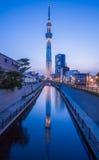 The Tokyo Skytree Royalty Free Stock Photos