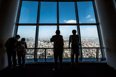 Tokyo Skytree Skyline Royalty Free Stock Images