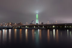 Tokyo Skytree at the Sumida River Royalty Free Stock Image