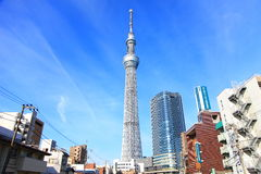 Tokyo Skytree, Tokyo, Giappone Immagine Stock