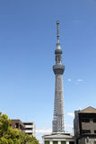 Tokyo skytree tower, Japan Royalty Free Stock Images