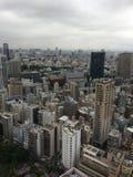 Tokyo stad Royaltyfri Foto